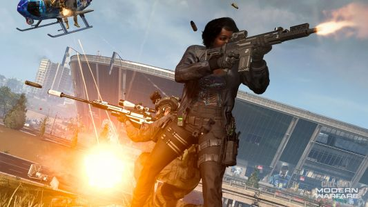 The Call of Duty: Warzone stadium will open in Season 5, and a running train is coming - report