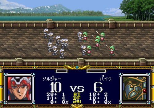 Classic tactical JRPG franchise Langrisser is coming to mobile for the first time