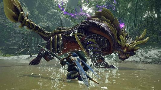 Capcom Says Monster Hunter Rise Takes Cues from Both Generations and World