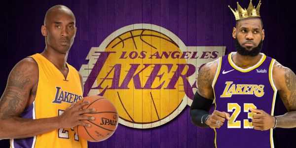 NBA 2K20: Ranking The 10 Best Los Angeles Lakers Of The Last Decade