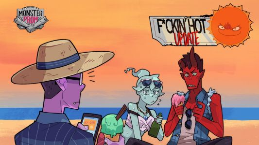 Monster Prom Gets Free Summer-Themed Update
