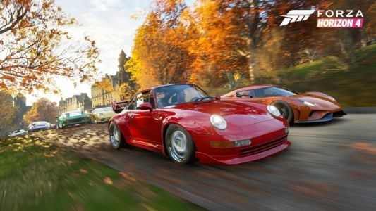 Forza Horizon 4 Teams Up In Multiplayer