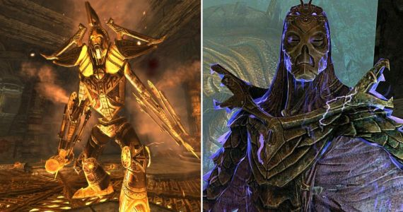 The 5 Most Powerful Bosses In Skyrim