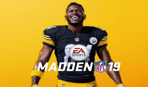 Madden 19's Cover Athlete, Antonio Brown Is Uniquely Depicted