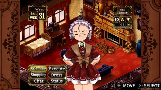 Remaster of Princess Maker 3 Makes Its Way to Switch