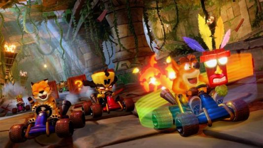 Crash Team Racing Nitro-Fueled Coming to Nintendo Switch