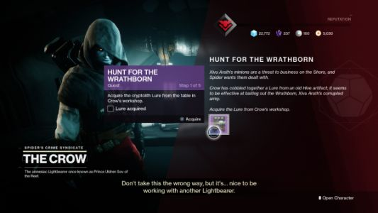 Destiny 2: Beyond Light Wrathborn Hunts - How to unlock and upgrade the Cryptolith Lure, Mutations and more