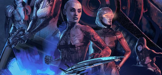 Mass Effect is back for a new generation