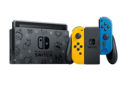 The Fortnite Switch Wildcat Bundle Is Now Available In The US