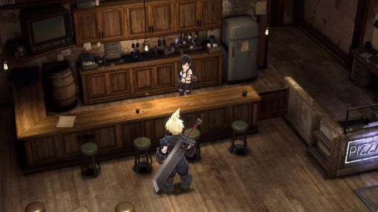 Final Fantasy 7: Ever Crisis brings the entire FF7 timeline to mobile