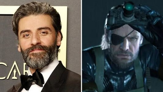 Oscar Issac Cast as Solid Snake in Upcoming Metal Gear Solid Movie