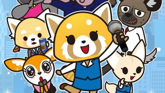 Netflix's Aggretsuko anime is getting a mobile game spin-off