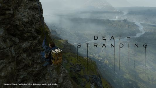 Death Stranding's Die-Hardman Implores You To Not Spoil The Game
