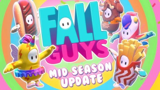 Fall Guys: Ultimate Knockout Mid-Season Update Out Now