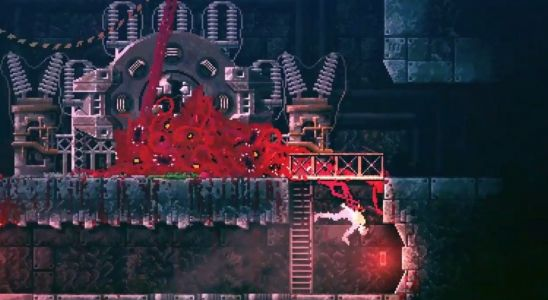 Carrion will leave a trail of blood across Switch, Xbox and PC on July 23