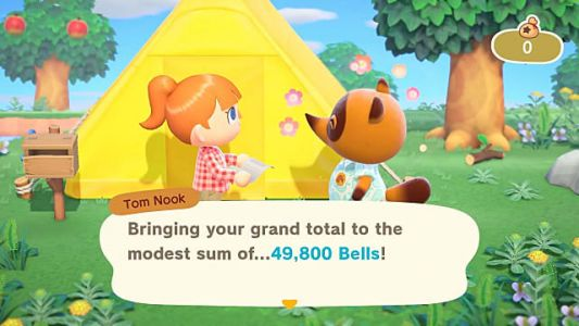 Save Backup Featuring Coming to Animal Crossing: New Horizons for Switch Online Players