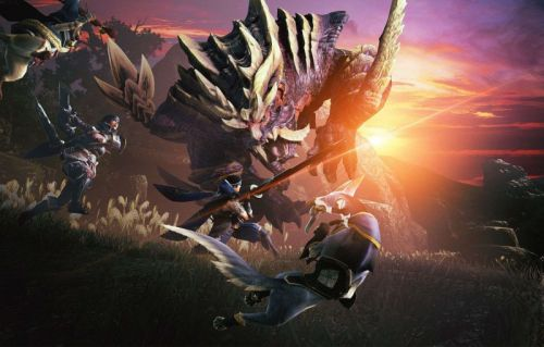 Monster Hunter Rise PC Port Is Planned For 2022