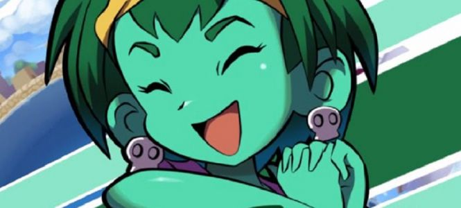 Shantae's pal Rottytops wins vote to become next CharaGumin figurine