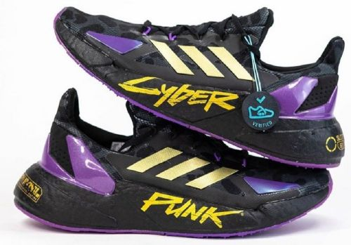 Adidas producing Cyberpunk 2077 sneakers for young and cool people