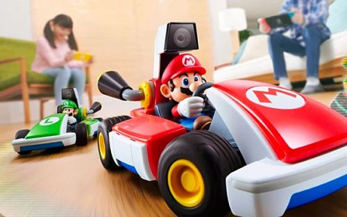 Nintendo says Velan Studios' pitch for Mario Kart Live: Home Circuit was so impressive that work started right away