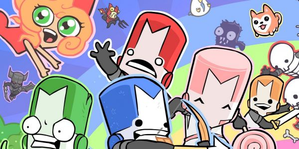 Castle Crashers Remastered PS4 Release Date Announced, And It's Coming Very Soon