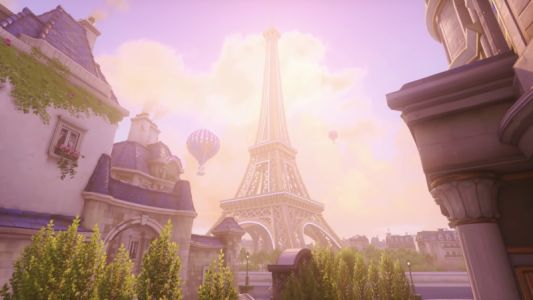 Overwatch's Paris Map Now Live For All Players