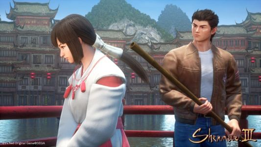 Shenmue 3 Releasing on August 27th 2019