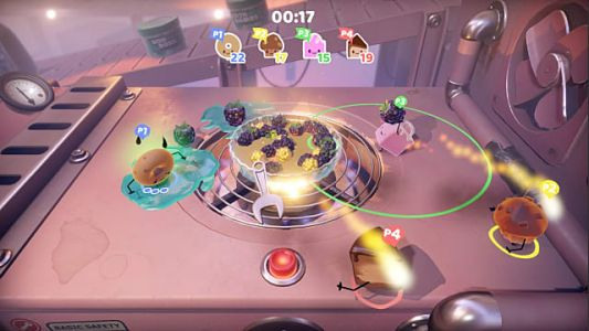 Cake Bash Brings Sweet Four-Player Shenanigans to PC, Consoles Next Month