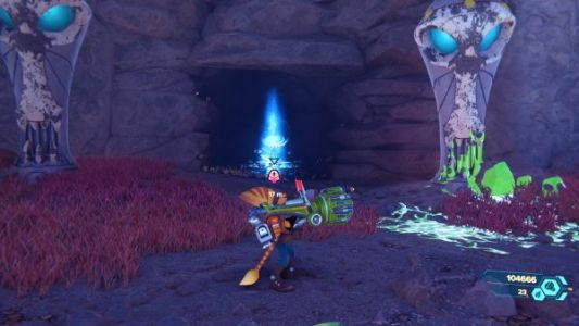 Ratchet and Clank: Rift Apart Lorb Locations   Hunt for Lombax Lore Quest