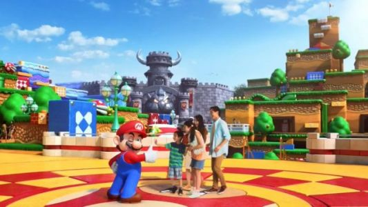 Super Nintendo World Orlando Details Unveiled