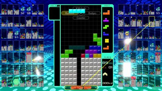 Tetris 99 Is A Battle Royale Puzzler, Nintendo Switch Online Exclusive Available Today