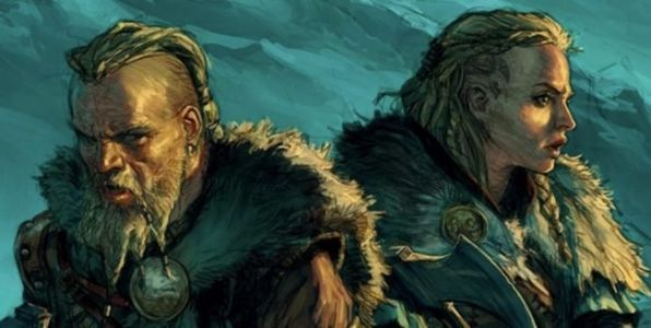 Assassin's Creed Valhalla Prequel Comic Song of Glory Provides an Early Look at the Viking Setting
