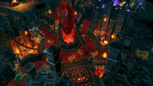 Fill the Dungeon Keeper void with Dungeons 3 while it's free on the Epic Games Store