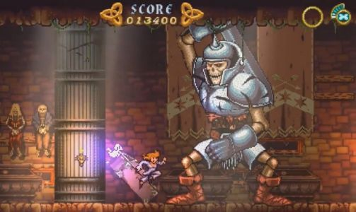 Battle Princess Madelyn is out for vengeance in December