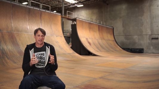 The new Tony Hawk game documentary is a breezy trip down memory lane