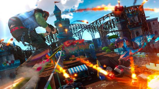 Sunset Overdrive Trademark Registered by Sony
