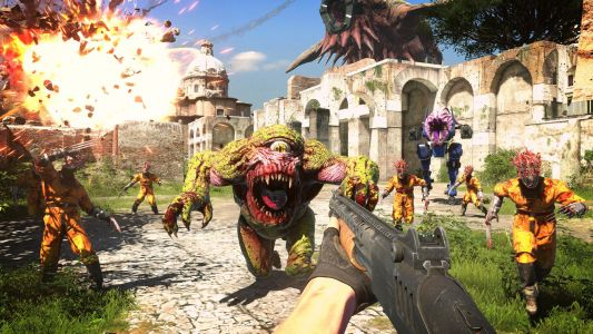 Serious Sam 4 Review - A Welcome Encounter