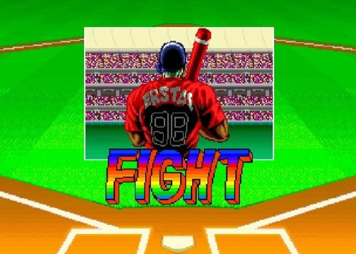 Score the ultimate touchdown with SNK's Neo Geo Baseball Stars 2
