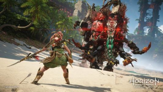 Horizon Forbidden West will support 60 FPS performance mode on PS5