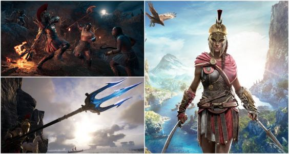 Ranked: 10 Most Powerful Weapons In Assassin's Creed Odyssey