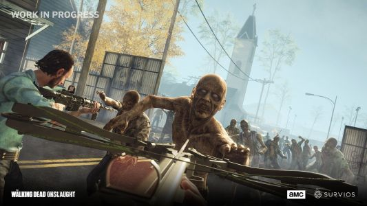 The Walking Dead Onslaught Launches on September 29th