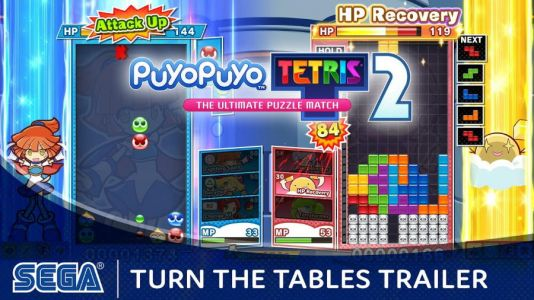 Puyo Puyo Tetris 2 Skill Battle and Online Modes Detailed
