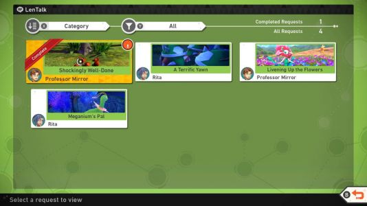 New Pokemon Snap Requests Guide