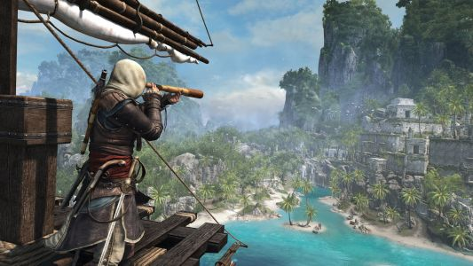 Assassin's Creed: The Rebel Collection Is Out Now For Nintendo Switch