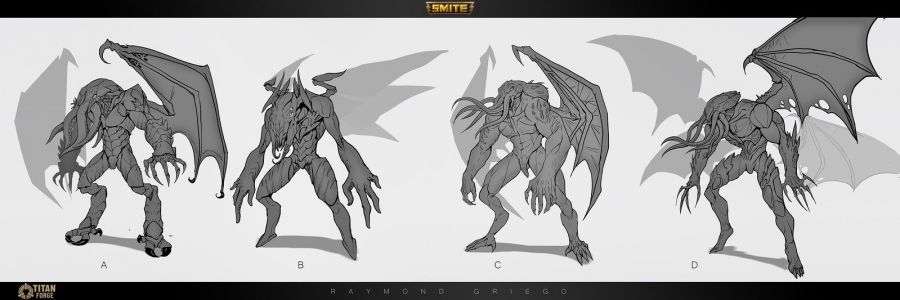 Swole'thulhu Cometh: Cthulhu Joins the Smite Roster in June, is Biggest God in Game's History