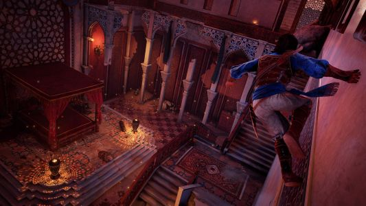 Prince of Persia: The Sands of Time Remake is Faithful to the Original but Makes Improvements to Modernize it - Director
