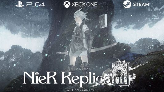 NieR Replicant Out on April 22nd 2021 for Xbox One and PS4