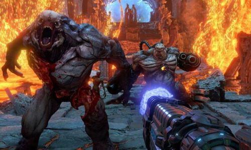 Doom Eternal on Switch will be digital-only, physical preorders canceled
