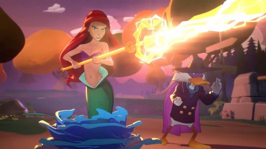 Fight your favourite animated characters in Disney Sorcerer's Arena