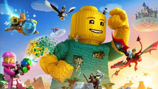 LEGO Worlds free DLC is locked behind online membership on Switch